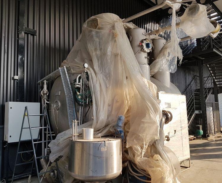 Scholl HT dyeing 900 Kg