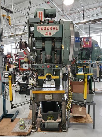 Federal 45 45 Ton