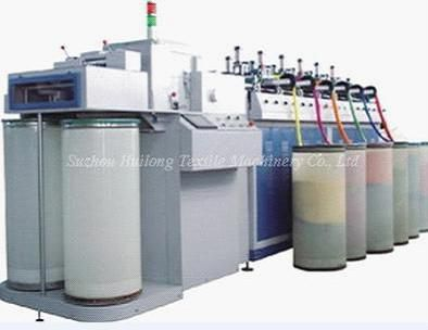 30 Others HLZ Fancy yarn gilling machine