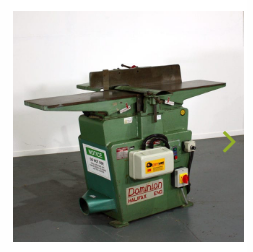 Dominion Surface Planer