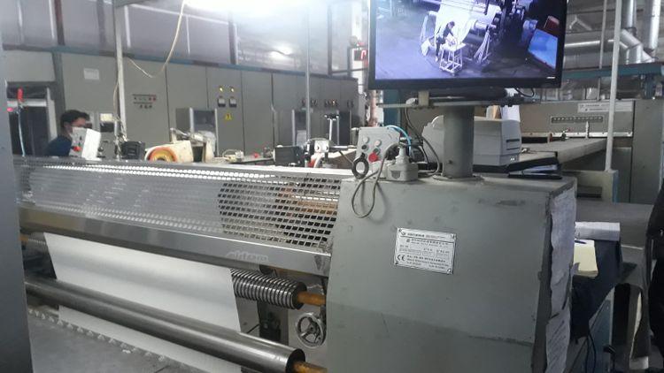 Shaoyang 180 Cm Stenter frame