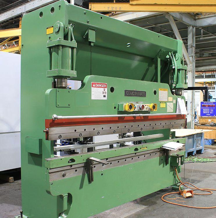 Cincinnati 90CB-8 Max.  90 Ton