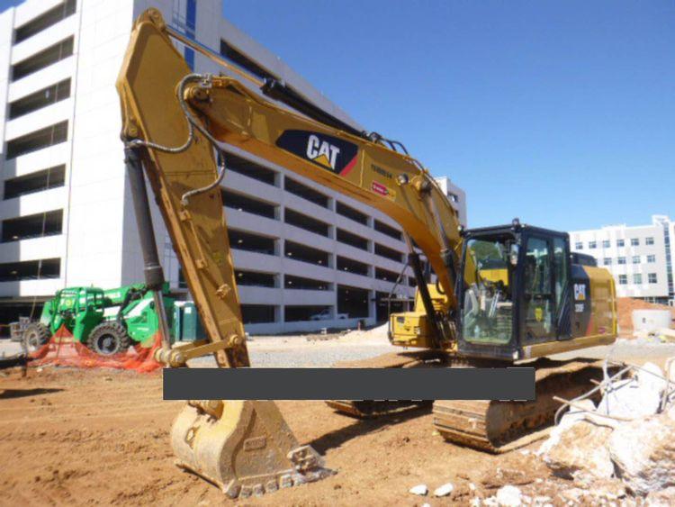 Caterpillar 320FL TH Excavator