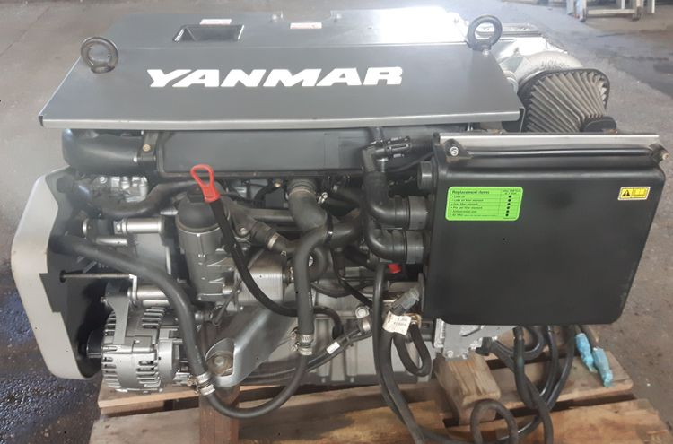 Yanmar 6 BY 3-160 unused
