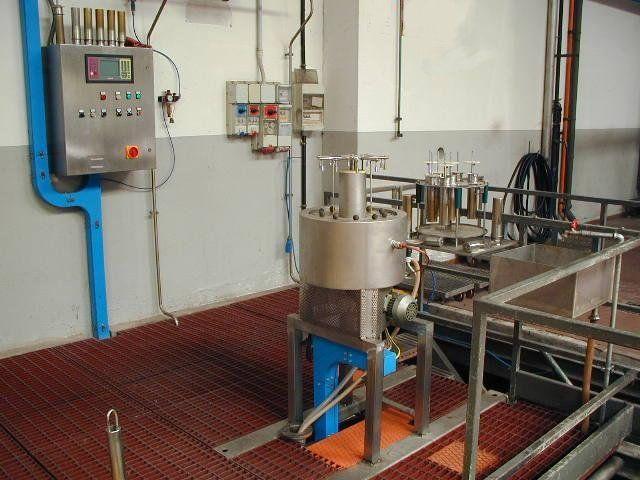 Ugolini Ugolini dyeing samples