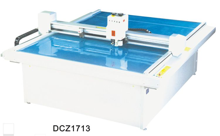 Others DCZ1713 carton box die cut plotter sample flat bed  cutting machine DCZ1713 carton box die cut plotter sample flat bed  cutting machine