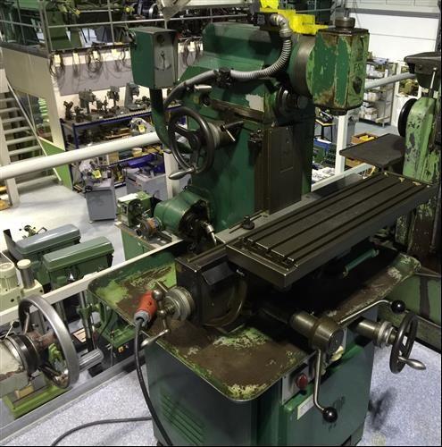 Aciera F3 Milling machine