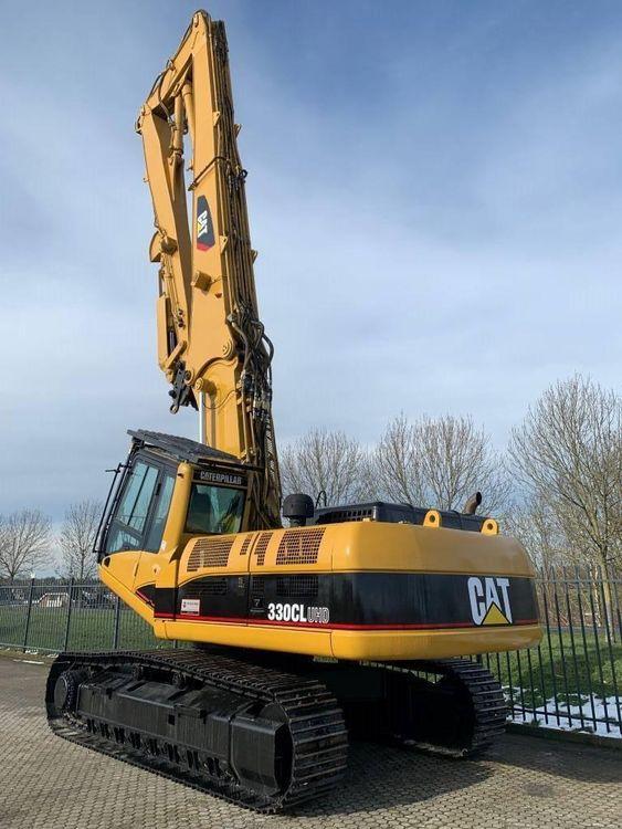 Caterpillar 330CL UHD Tracked Excavator
