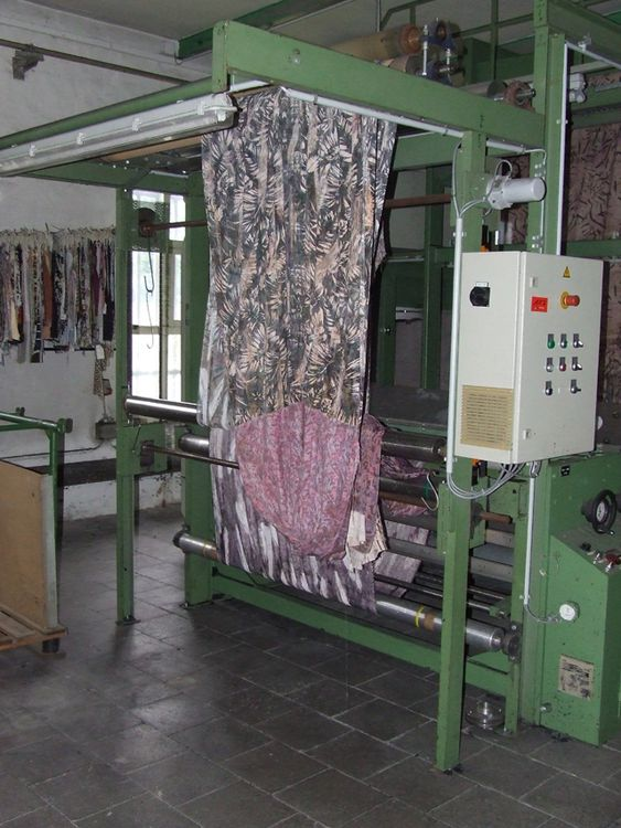 Menzel 72SM  Emerizing Machine