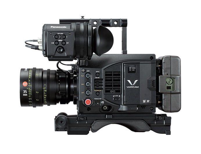 Panasonic Cinema VariCam LT 4K S35 Digital Cinema Camera