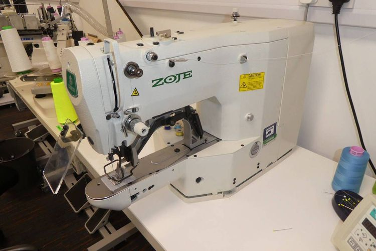 ZJ1900 Electronic bartacker