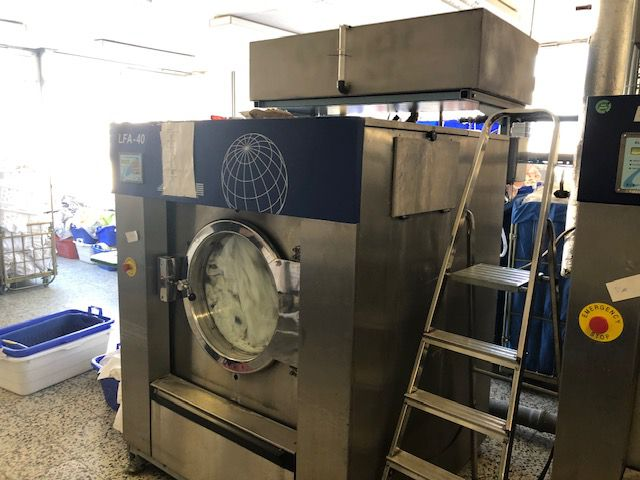 Hagspiel & Dobler LFA 40 Washer extractor