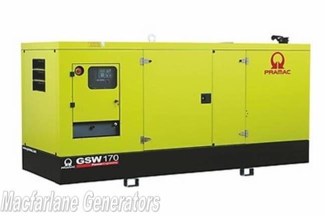 Pramac GSW170P 164kVA
