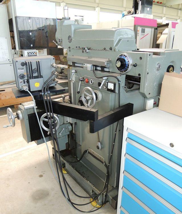 Deckel FP 4 Max. 1600 rpm