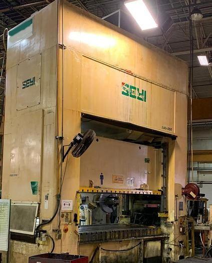Seyi SAG550 550 Ton