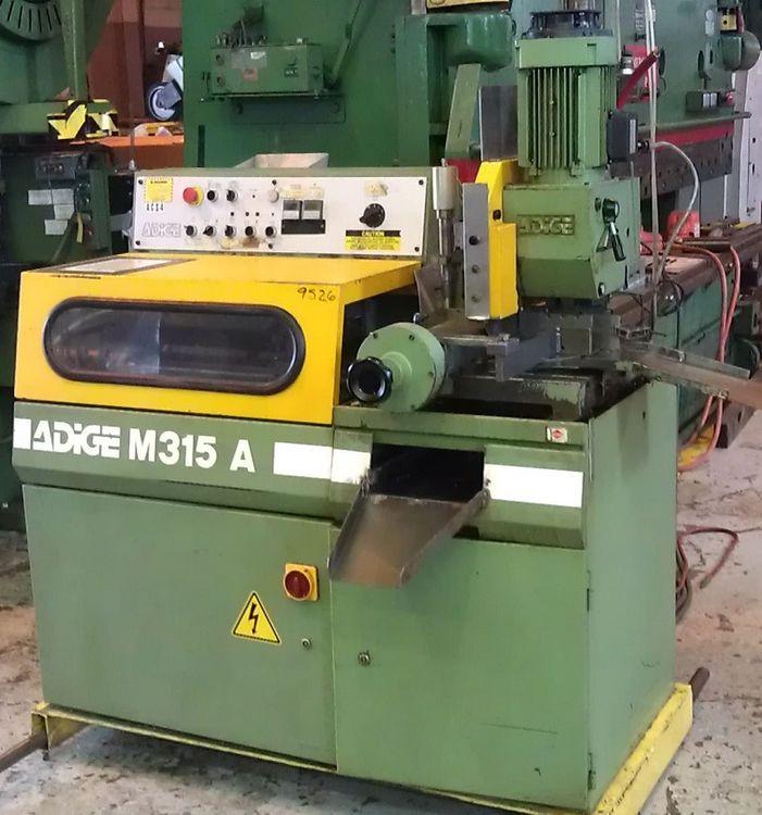 Adige M315A Cold Saw Machine