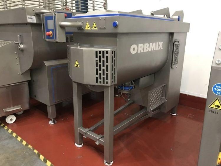 Orbmix RM600 Ribbon Blender/Mixer