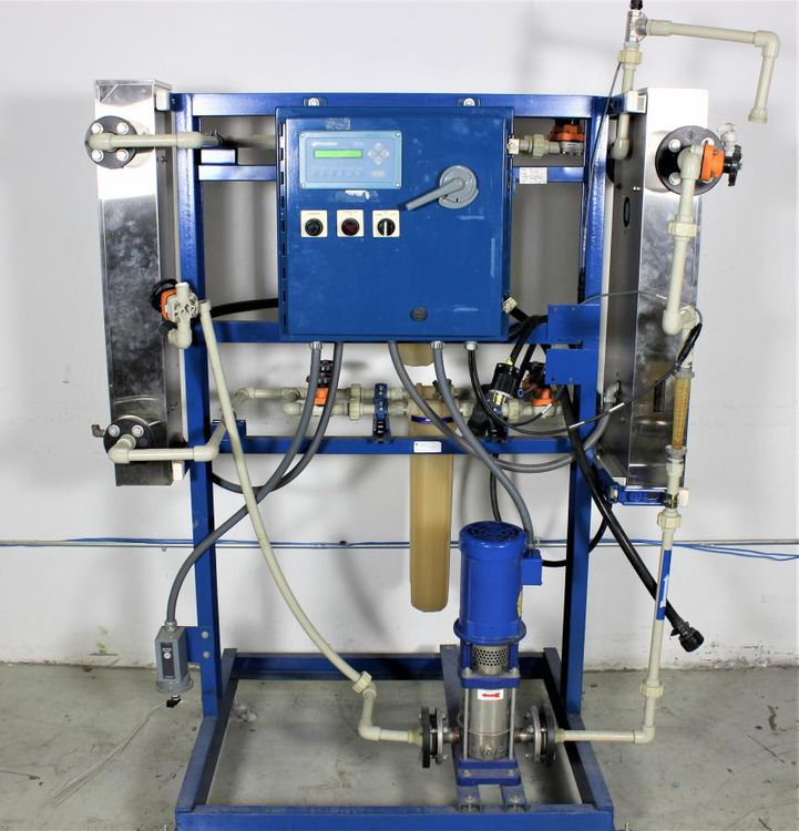 Ionics DI Water Purification System