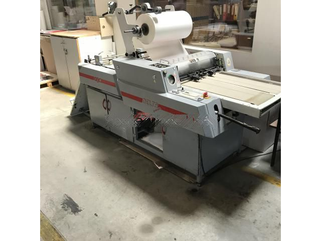 Komfi Delta Junior Hand-fed Laminating Machine