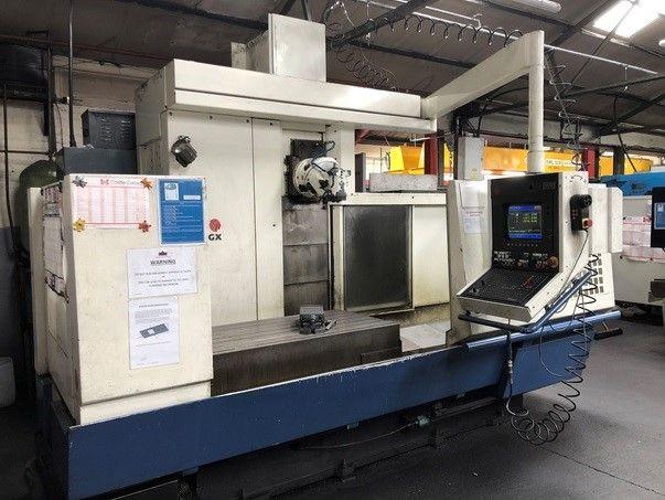 Huron GXB 512 Universal CNC Milling Machine 4000 rpm