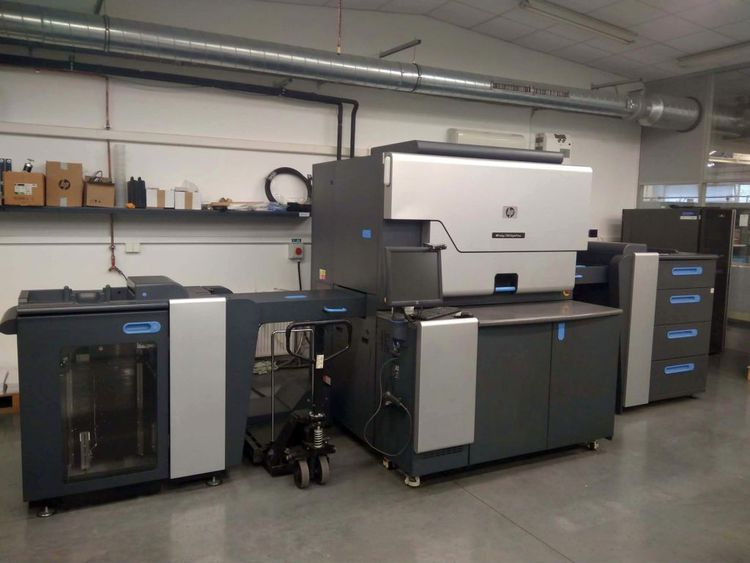 HP INDIGO 7500 4 330 x 482 mm