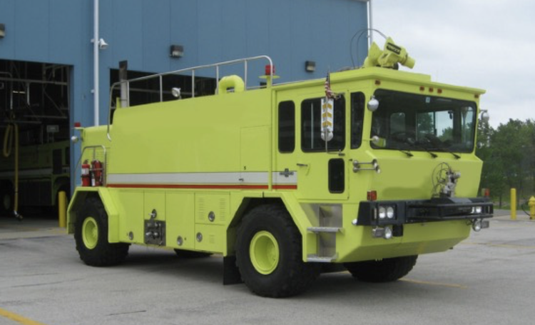 Oshkosh T-1500, Aircraft Rescue Fire Fighting Truck