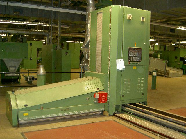 2 Hergeth hollingsworth Optomix Baleplucker/opener