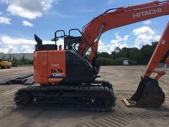 Hitachi Z135-6 Excavators