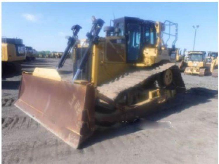 Caterpillar D6T LGP Tracked Excavator