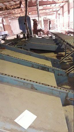 Sawmill line