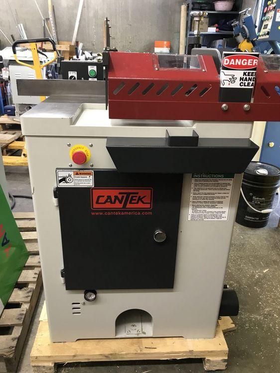 Cantek PCS-18R, Pneumatic Cut-Off Saw