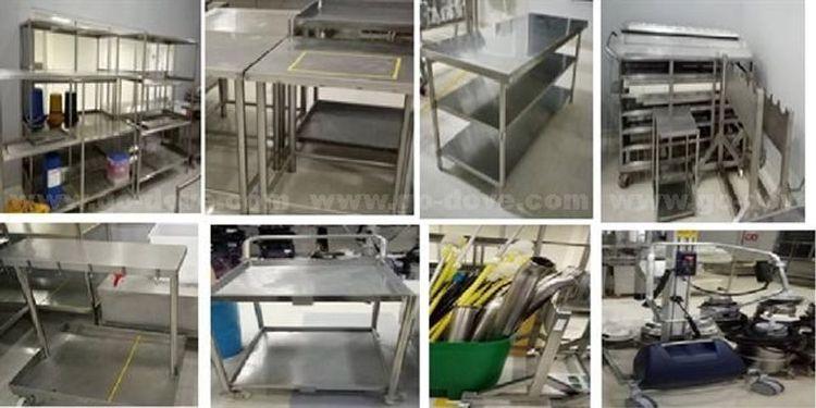 Various Laminate Transfer Machine, Rack Chair, Table & Vaccum
