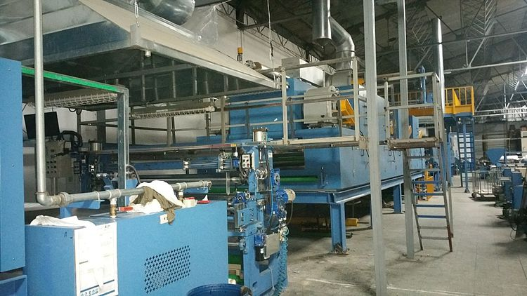 Artificial Leather Coating Line
