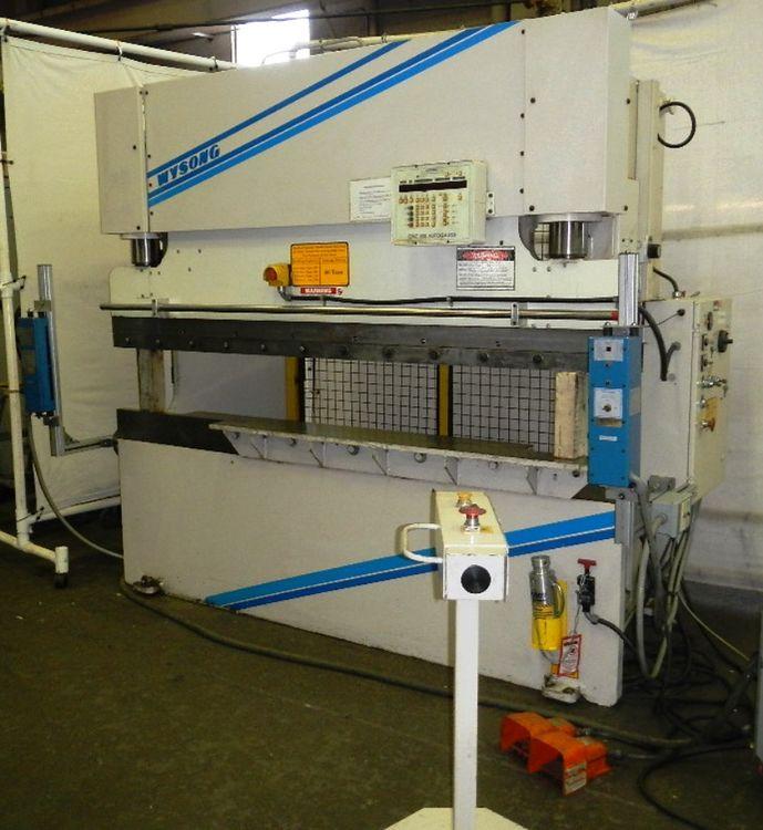 Wysong THS60-96 60 Ton