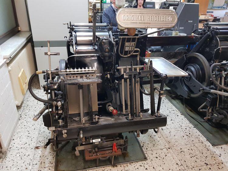 Heidelberg OHT 1 260 x 380 mm