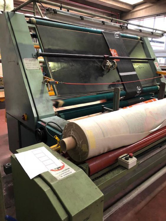 2 Testa Inspection and rolling machines