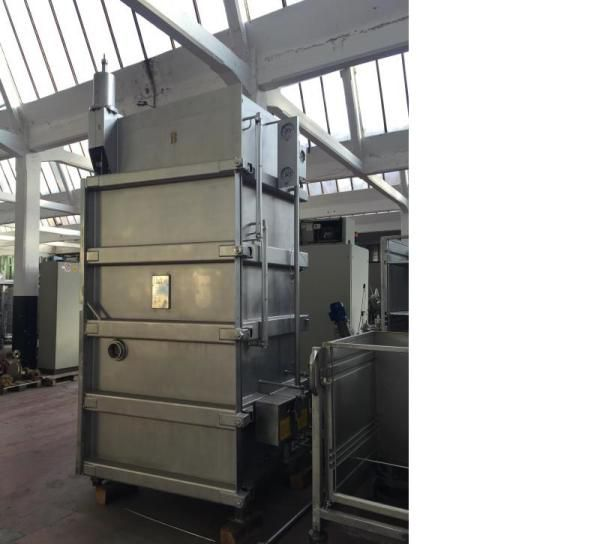Loris Bellini APPC LV 150 Hanks cabinet dyeing