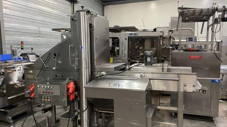 Koppens PU600 breading machine