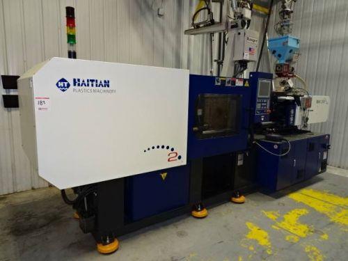 Haitian Injection molding machine 120 T