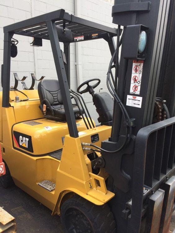 CAT Lift Trucks GC45KS4 9000