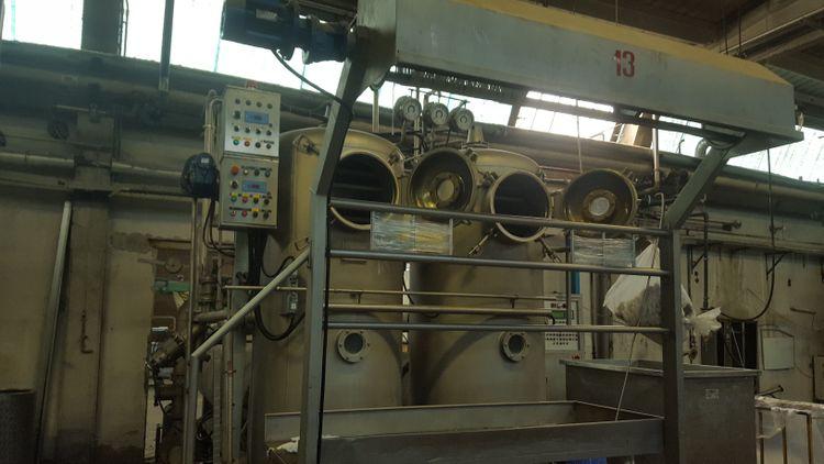 Brazzoli, Tessinox 300/400 kg Jet dyeing