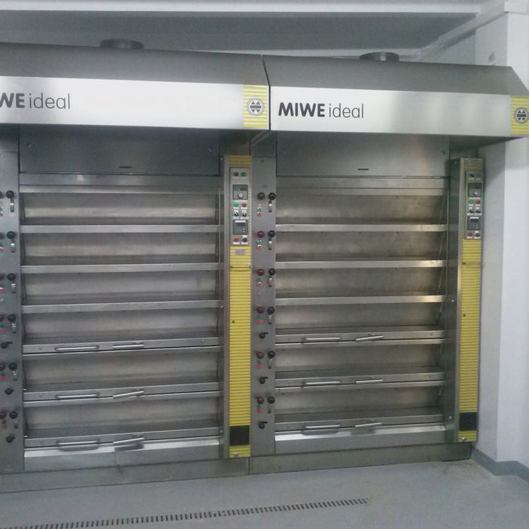 Miwe IDEAL 1200/6 OVEN