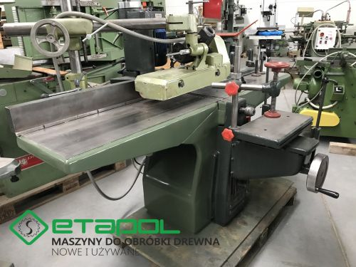 Chelashi Milling machine, planer, slotting machine