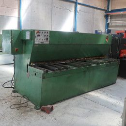 Hoan CHE 30/6 hydr. shear - 3000 x 6 mm.