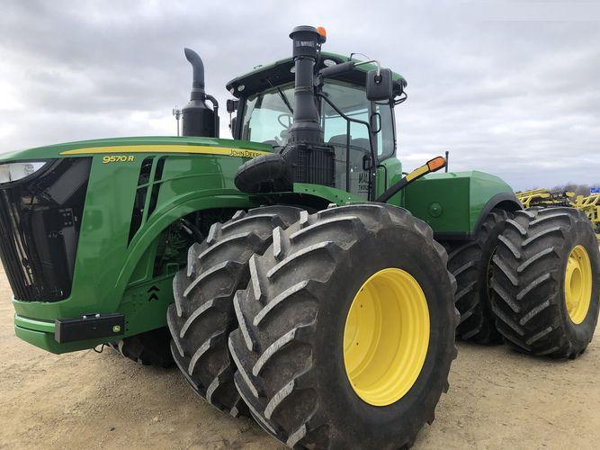 John Deere 9570R Articulated 4wd Tractors