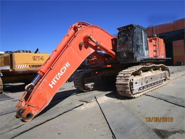 Hitachi ZX670 LCH-3 CRAWLER EXCAVATORS