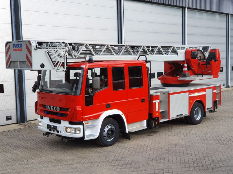 Turntable ladder