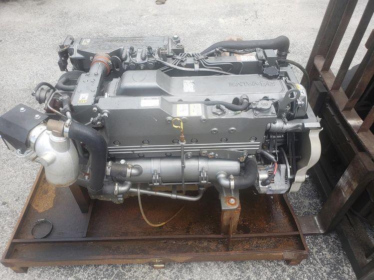 Yanmar 6LPA-STZC Diesel Marine Engine