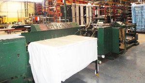 Polystar 9000 LH Bag Machine