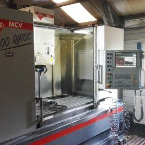 MAS MCV 1000 QUICK 3 Axis